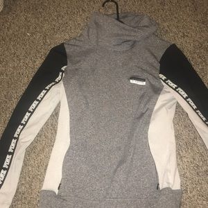 Pink/Victoria Secret Work Out Sweater